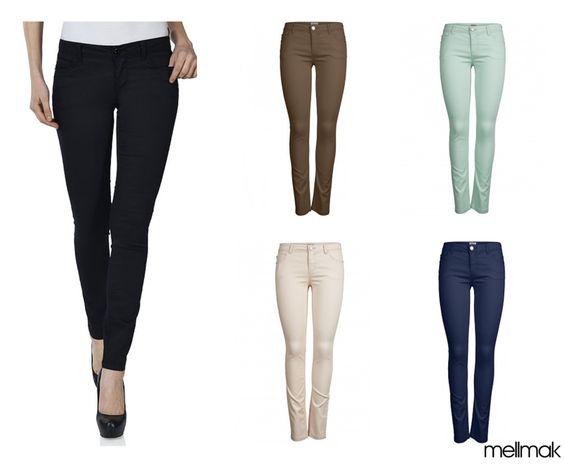 NOVA COLEÇÃO. Conheça todas as novidades da estação na Mellmak NYNNE SKINNY SOFT PANTS NOOS € 14,97 http://www.mellmak.com/pt/loja/47549-nynne-skinny-soft-pants-noos-detail.html