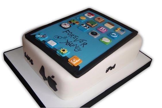 Torta Ipad de Artifondant