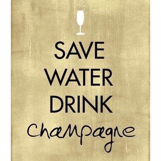 Sutra je neradni dan, proslavite to  #champagne #dayoff