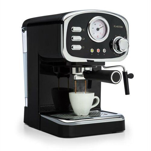 Klarstein Espressionata Gusto Espresso Maker In 2020 Espresso Coffee Machine Espresso Coffee Maker Machine