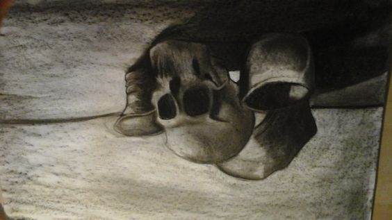 just a little charcoal drawing