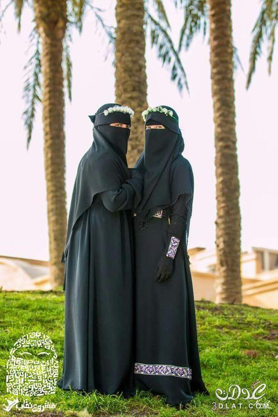 عبايات خليجية مودرن سوداء سادة ومطرزة للجامعة 2019 عبايات خروج انيقه للتفصيل 2019 Arab Girls Hijab Muslimah Fashion Niqab Fashion