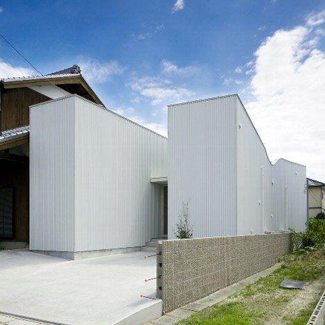 Casa Oshikamo de Katsutoshi Sasaki