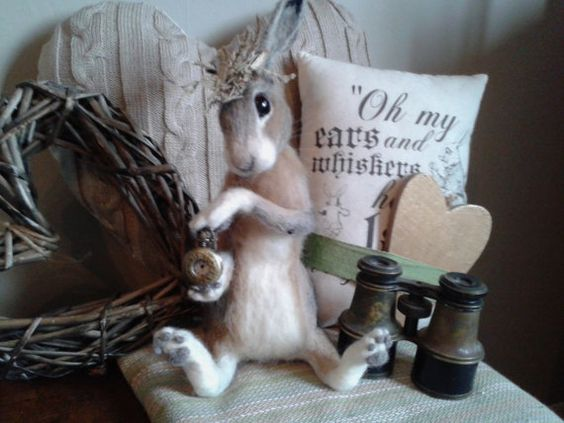We are all MAD here ALICE! by Katherine Cooper on Etsy