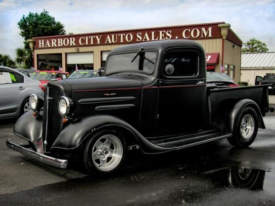 1936 Chevrolet Chevy Pickup All Steel Pickup Restored For Sale