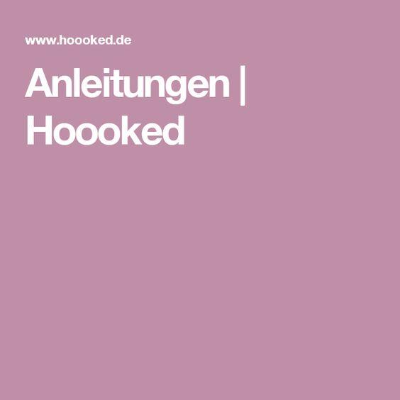 Anleitungen | Hoooked