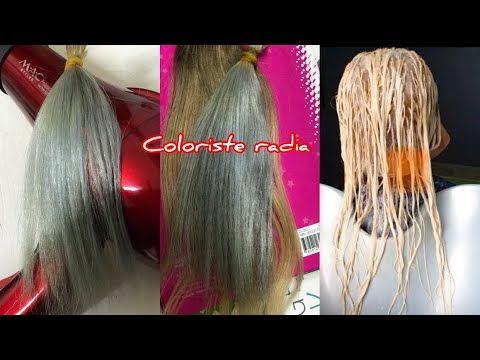 تطبيقات على المباشر جزء 2 لون سلفر مع راضية Youtube Hair Wrap Hair Styles Dreadlocks