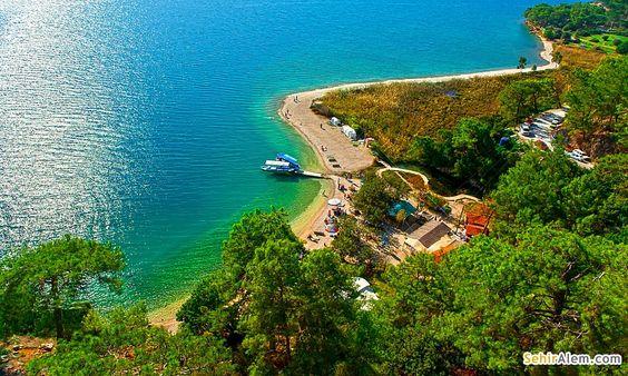 Akyaka, Ula, Turquía