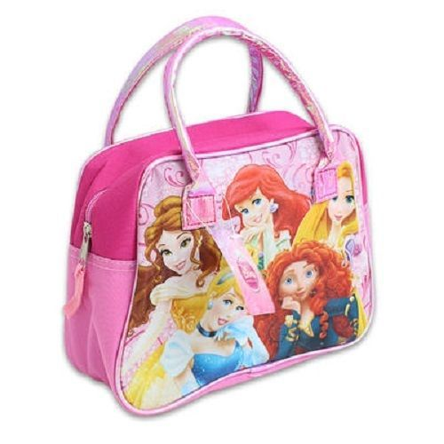 1 Disney Princess Belle Ariel Tangled Cinderella Merida Pink