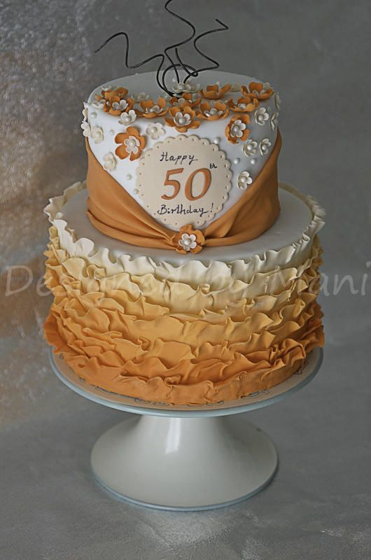 Pleasant Made This Cake For My Cousins 50Th Birthday 50Th Birthday Funny Birthday Cards Online Amentibdeldamsfinfo