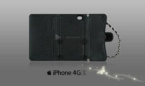 Moderne AMANTE Kette Handyhülle für iphone4/4s/5/5s Samsung Note2/3 Galaxy S3/S4 - Prima-Module.Com