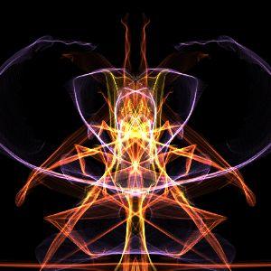 Obra de arte digital feita por mim através do site SILK.Nome: Luzes e Formas- Cristina.