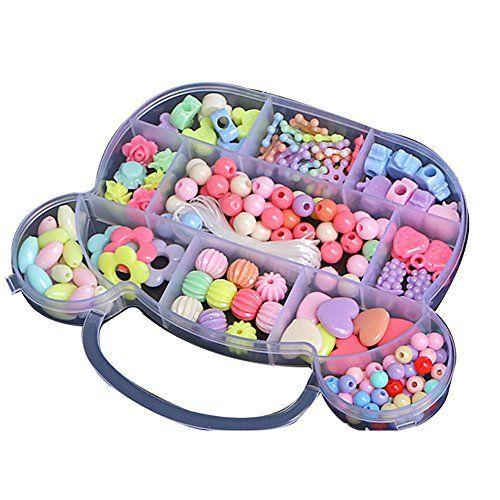 Perlas De Ninos Juguete Diy Perlas Nina Baby Puzzle Mano Llevar Cuentas Ambl Yopie Hyperopie Entrenamiento Perlas Juguete Juguetes Preescolares Juguetes Ninos