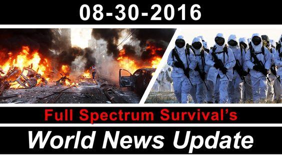 FSS World News Update - Weather Modification - AI Coming Online - Worldw...