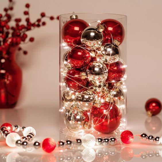 15 Christmas Party Decor Ideas Holiday Centerpieces Christmas Table Centerpieces Christmas Centerpieces