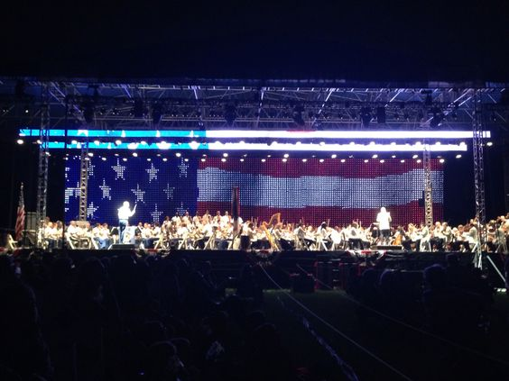 Greenfield Village DSO July
