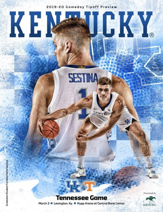 Happy Senior Day Bbn Get Ready For Tonight S Matchup With Tennessee By Checking Out The Digital Preview Guide In 2020 Tennessee Big Blue Nation Kentucky
