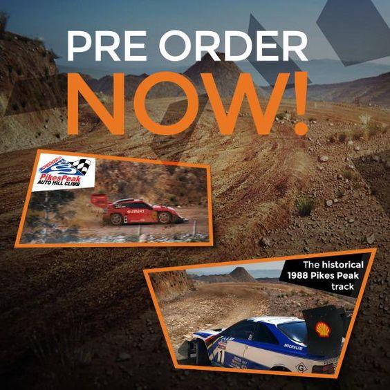 Sébastien Loeb Rally EVO Pre-Order Now!