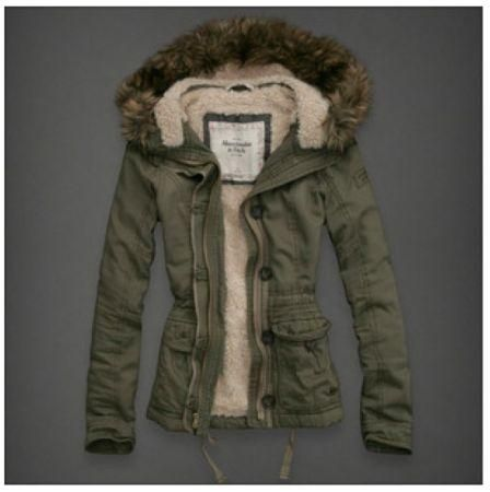 abercrombie and fitch winter jackets women | abercrombie and fitch