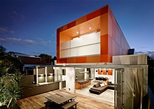 South Yarra House by LSA Architects