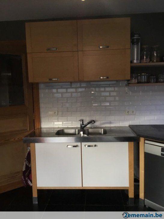 Cuisine Equipee Ikea Varde A Vendre Kitchen Cabinets Kitchen