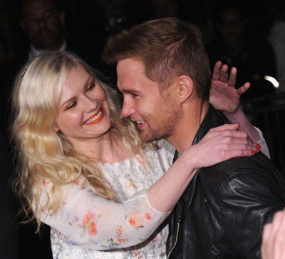 Kirsten Dunst and Brian Geraghty