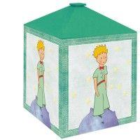 Ξύλινο Κουτί Βάπτισης με σχέδιο Μικρός Πρίγκιπας. Το ξύλινο αυτό κουτί βάπτισης έχει κωνικό καπάκι. #κουτί_βάπτισης_μικρός_πρίγκιπας