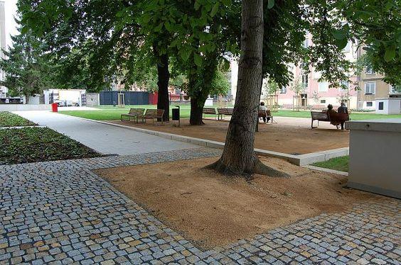 a05 - ateliér zahradní a krajinářské architektury Vnitroblok Za Žižkovskou vozovnou