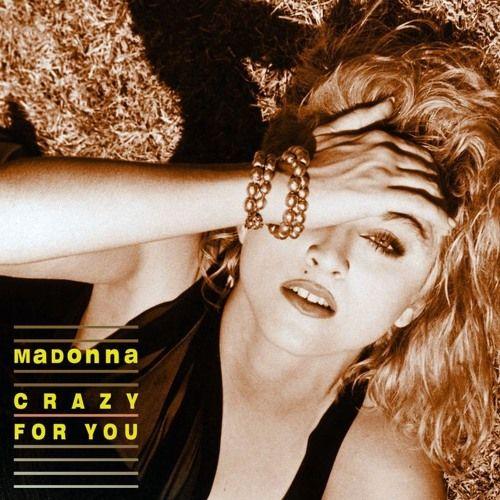 Madonna - Crazy For You (1985) 歌詞 lyrics《經典老歌線上聽》