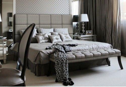 sala de estar luxo cinza - Pesquisa Google