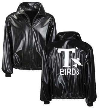 Comprar Chaqueta  adulto Cuero Grease T-Birds  ..
