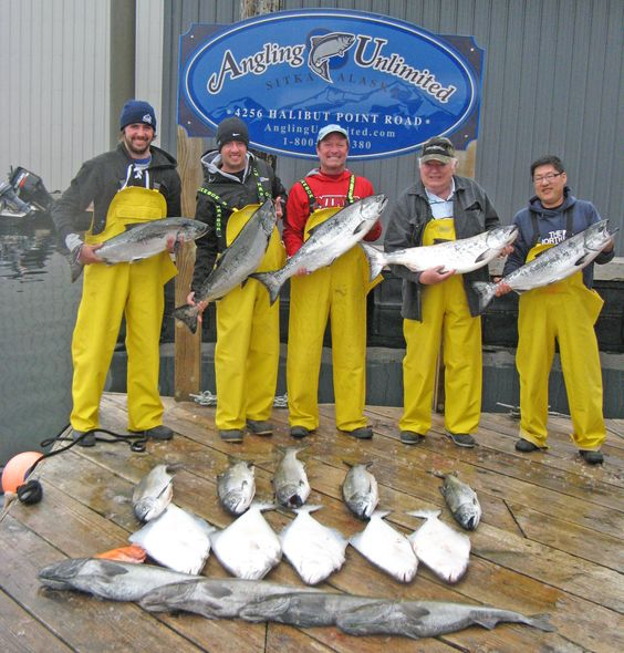 Unbelievable first day for first time anglers to Sitka! Read about the Bammel and Dieser party's success with Captain Chuck in our latest Sitka fishing report!