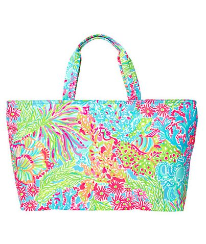 large palm beach tote - Lilly Pulitzer