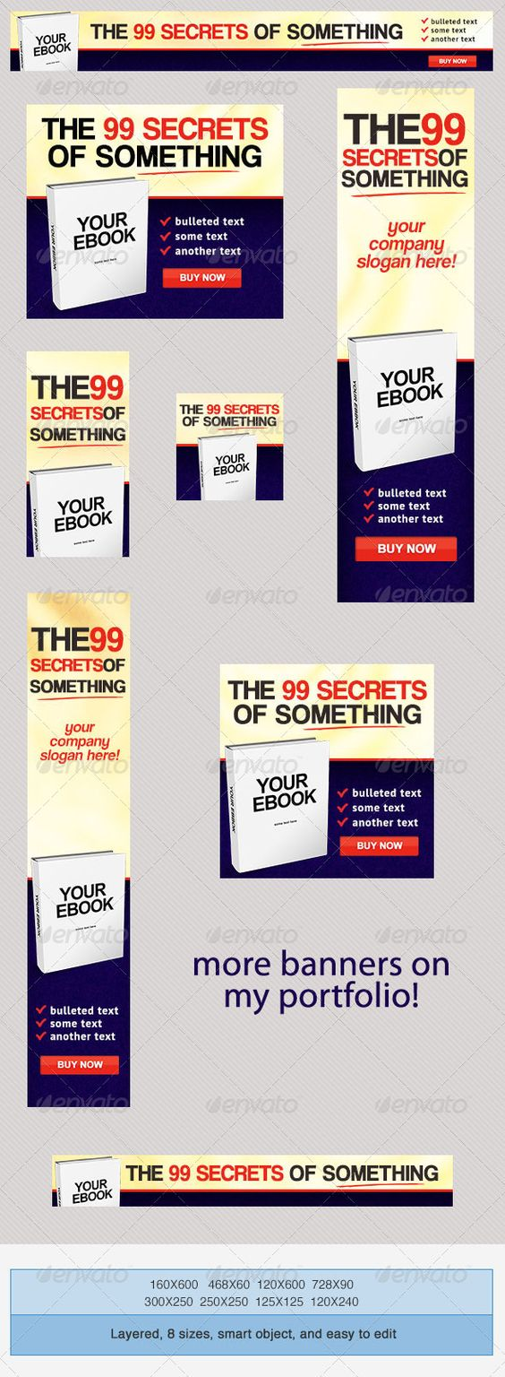 buy ebook psd banner ad templates its you fonts and advertising buy ebook psd banner ad templates photoshop psd banner clean available here