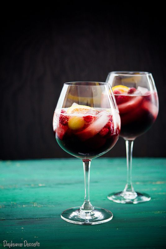 Pomegranates, Sangria and To my son on Pinterest