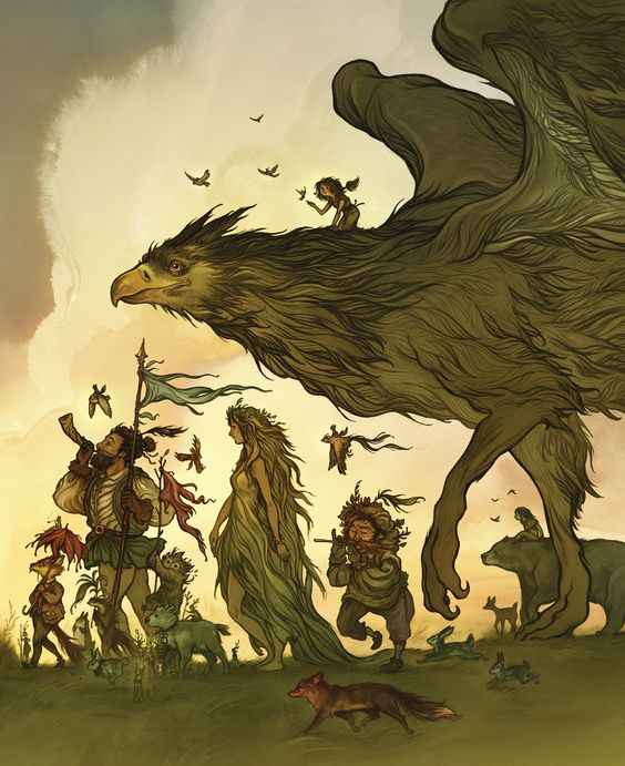 The Gryphon March. - Cory Godbey