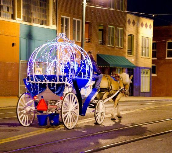Carriage Tours of Memphis, Weddings, Funerals, Cinderella ...