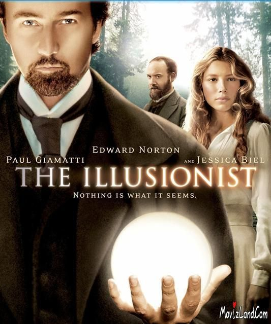 Https Video Egybest News Watch Php Vid 0467e9f11 The Illusionist Jessica Biel Edward Norton