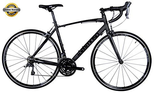 Tommaso Forcella Compact Aluminum Road Bike Matte Black Medium Find Out More About The Great Product At The Image Link This Best Road Bike Bike Bicycle