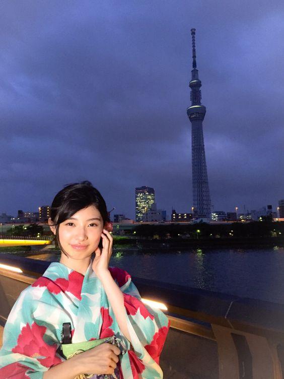 東京スカイツリーと武藤十夢