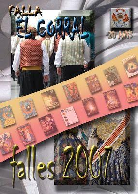 """Falla """"el Corral"""" 2007"""