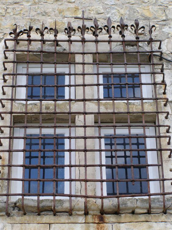Fenêtre Chateau