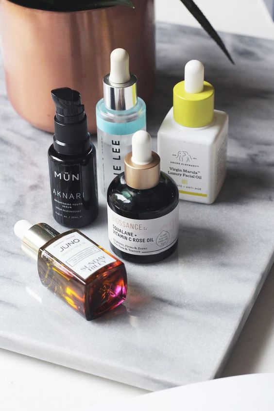 Lightweight Oils for Daytime — Beauty by Kelsey