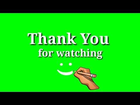 Handwriting Green Screen Effect In Kinemaster Green Screen Thank You For Watching Youtube Greenscreen Photo Background Editor Overlays Transparent Thank you background wallpaper effects
