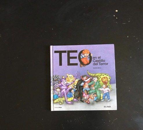 Teo En El Castillo Del Terror Halloween Terrorifico Castillos