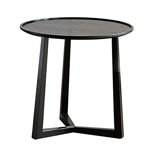 Round Combination Sofa Coffee Table Mobile Side Table Corner Creative Modern Small Apartment Furniture Apartment Furniture Small Apartment Furniture Furniture