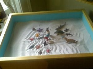 Sand Tray Therapy Techniques