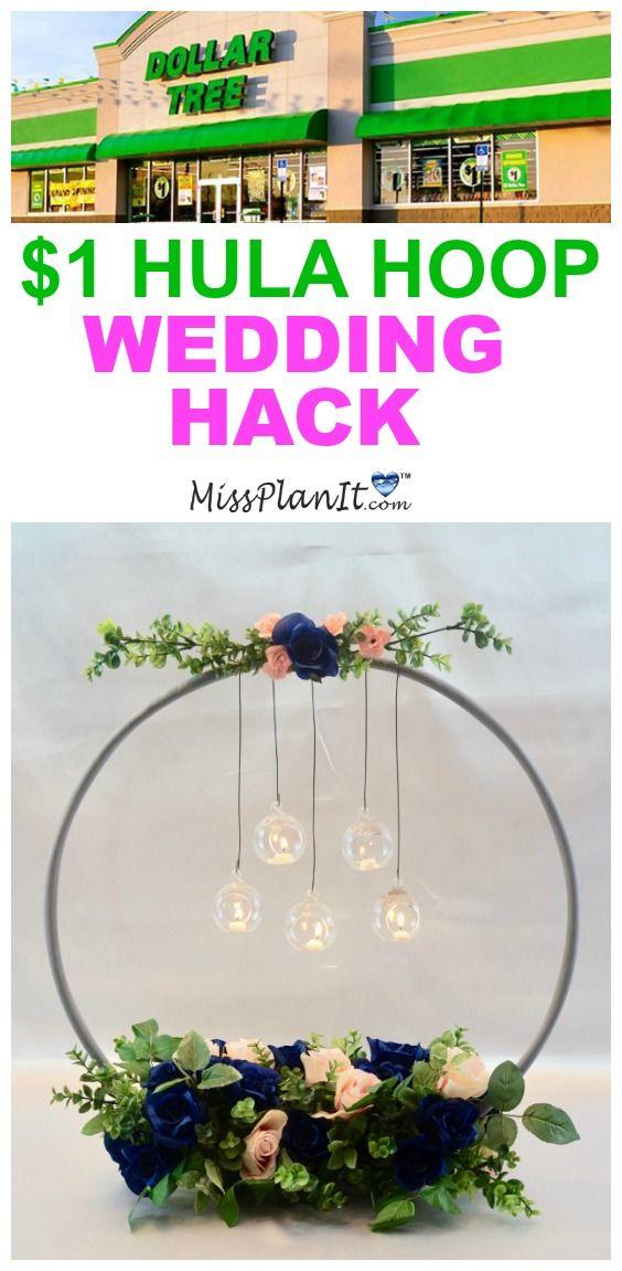 Wedding Ideas On A Budget Dollar Tree Wedding Hacks Wedding Centerpieces Ideas Dollar Tree Wedding Wedding Chandelier Wedding Decorations On A Budget