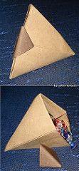 Embalagem - Pirâmide