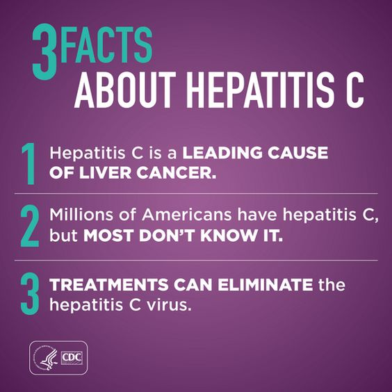 3 Facts about Hepatitis C | Health Care | Pinterest ...